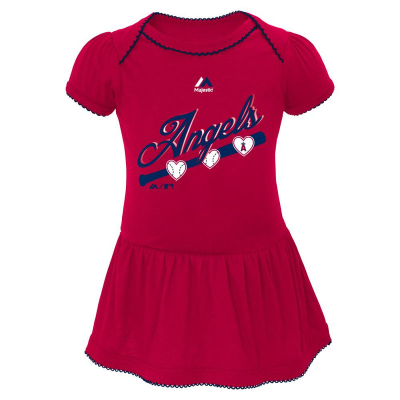 Angels Triple Play Baby Dress
