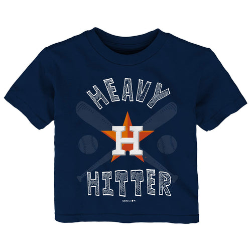 Astros Heavy Hitter Short Sleeve T-Shirt