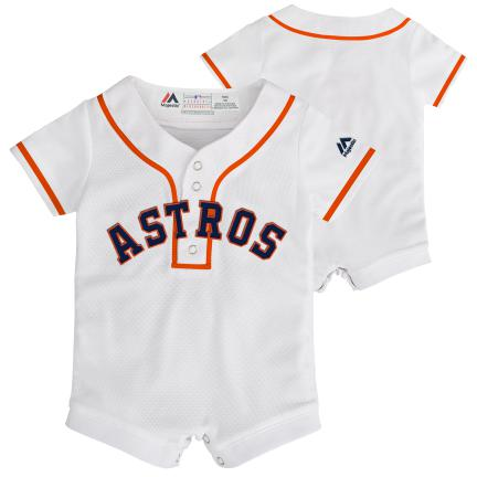 Astros Jersey Coverall