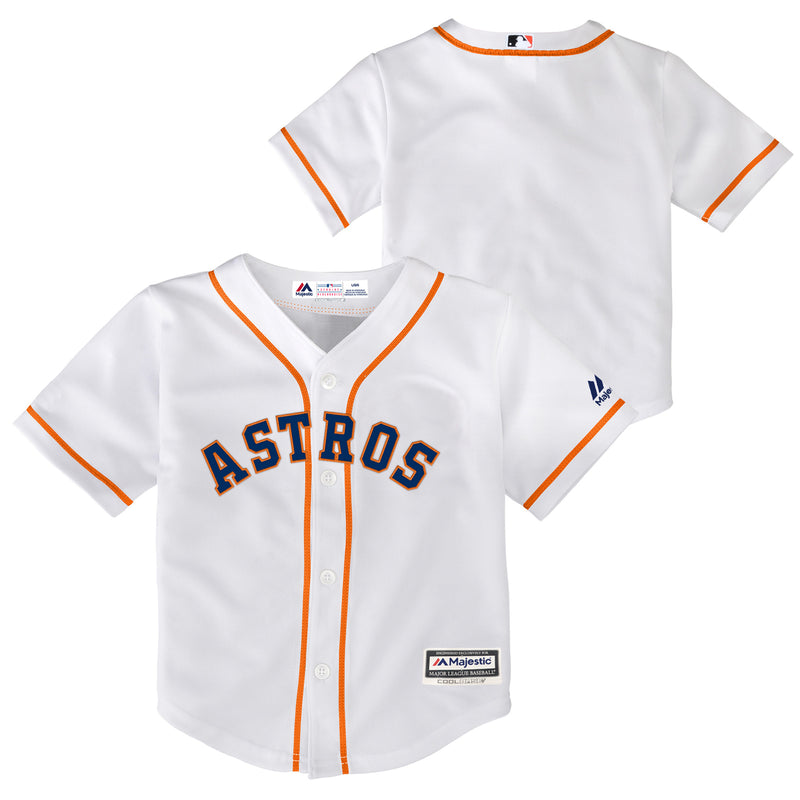 Astros Infant Team Jersey (12-24M)