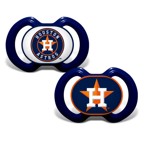 Houston Astros Variety Pacifiers