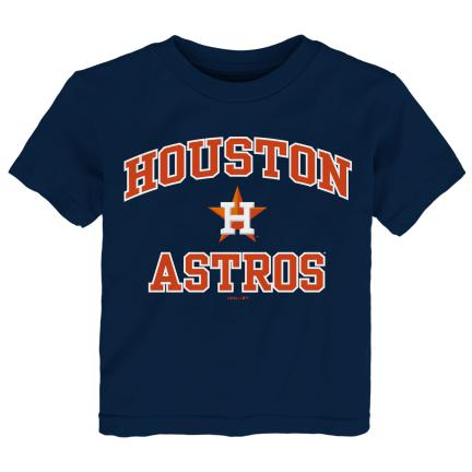 Houston Astros Fan Short Sleeve Tee