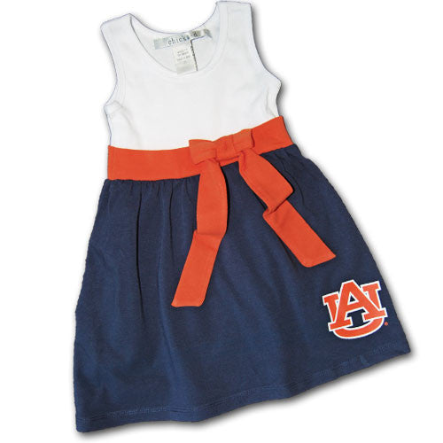 Auburn Tigers Toddler Dress