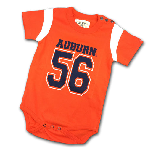 War Eagle Baby Team Bodysuit