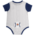 Auburn Baby Boy Baseball Creeper