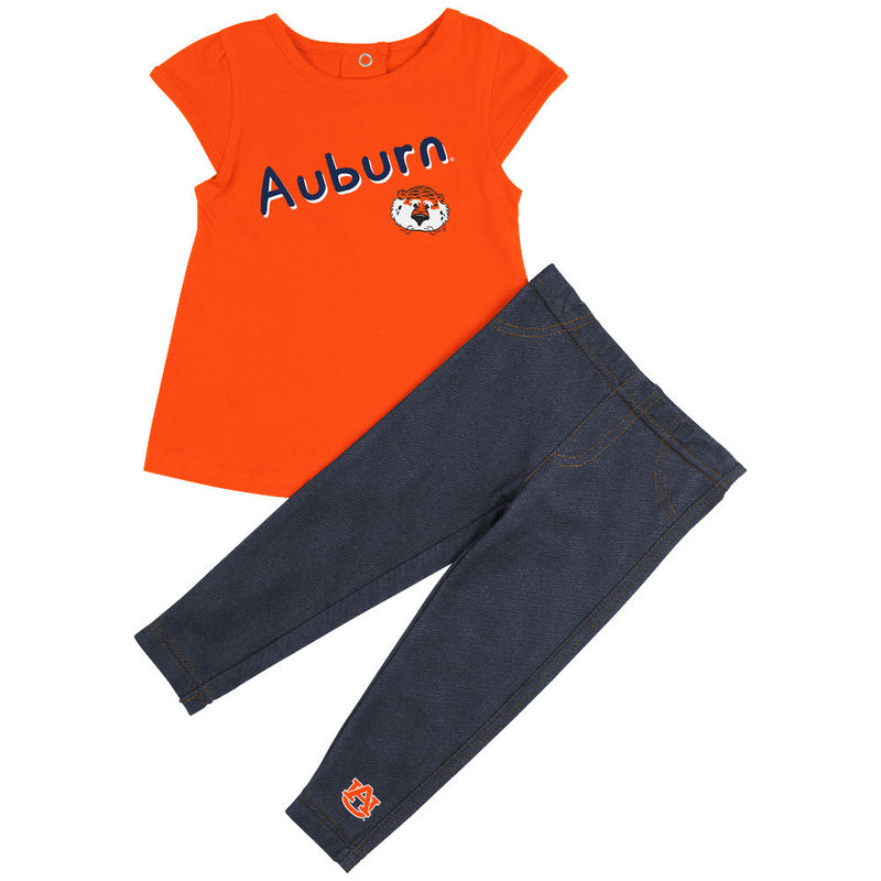 Tigers Girl Tunic & Leggings
