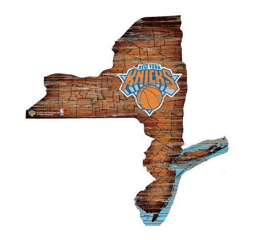Knicks Room Decor - State Sign