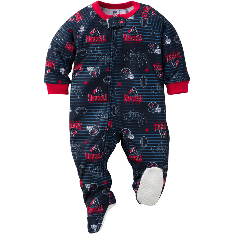 Houston Texans Baby Sleeper