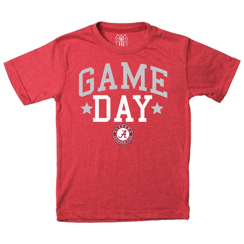 Alabama Toddler Game Day Tee