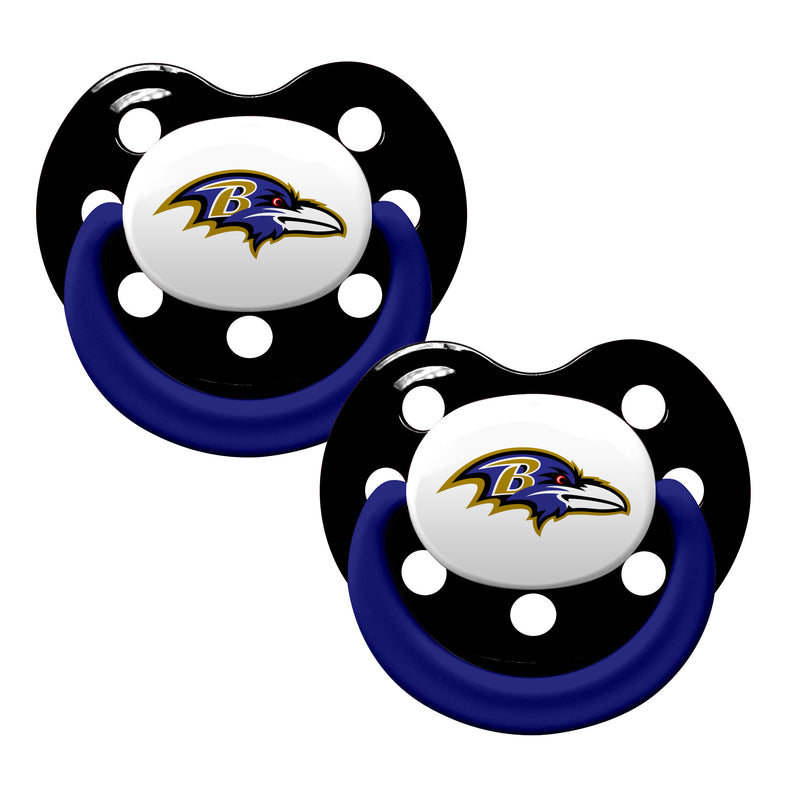 Baltimore Ravens Pacifiers