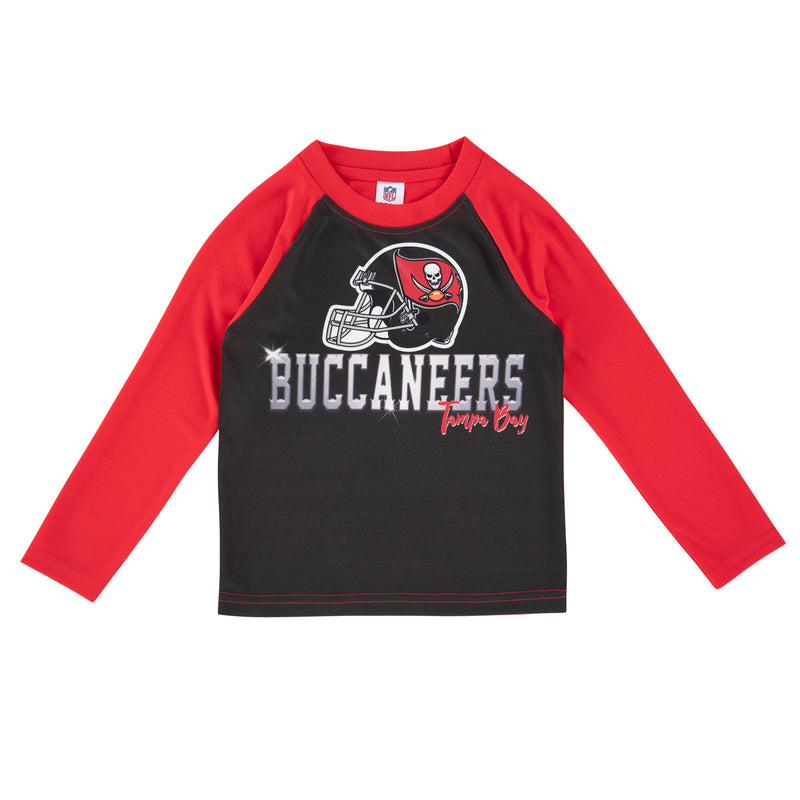 Bucs Team Color Long Sleeve Tee
