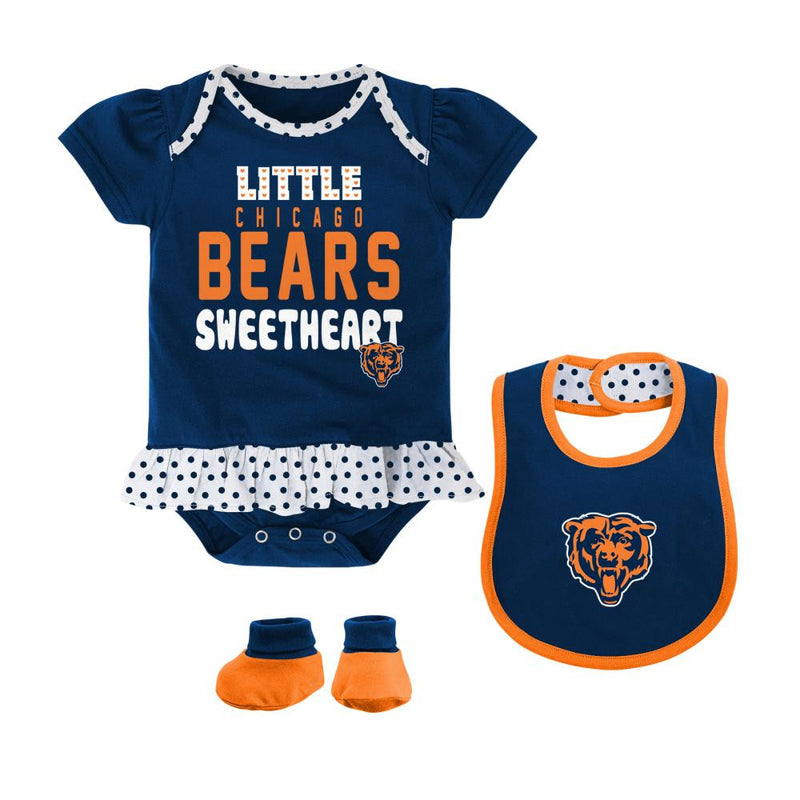 Chicago Bears Little Sweetheart