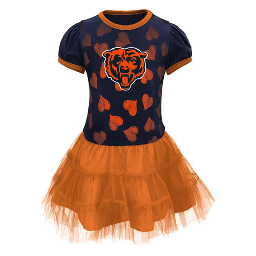 Bears Love to Dance Dress