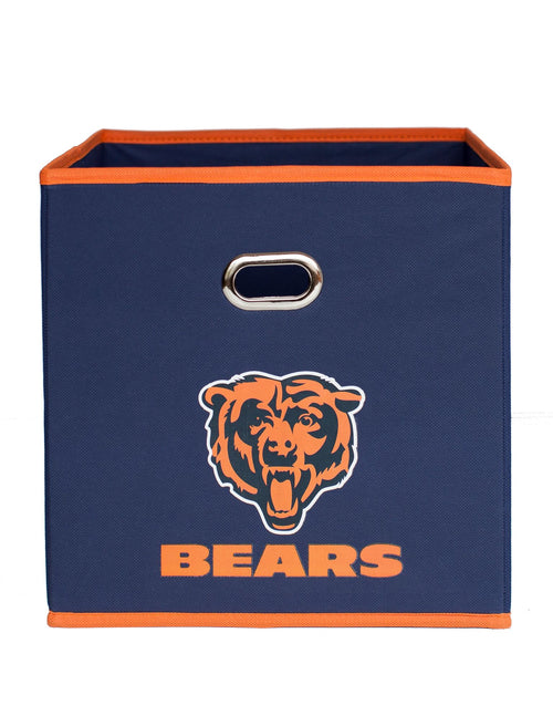 Chicago Bears NFL Storage Cubes