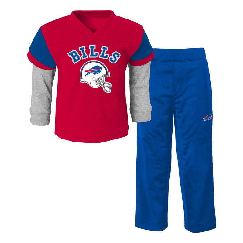 Bills Infant/Toddler Jersey Style Pant Set