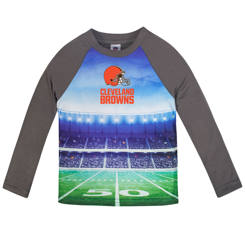 Browns Team Spirit Long Sleeve Tee
