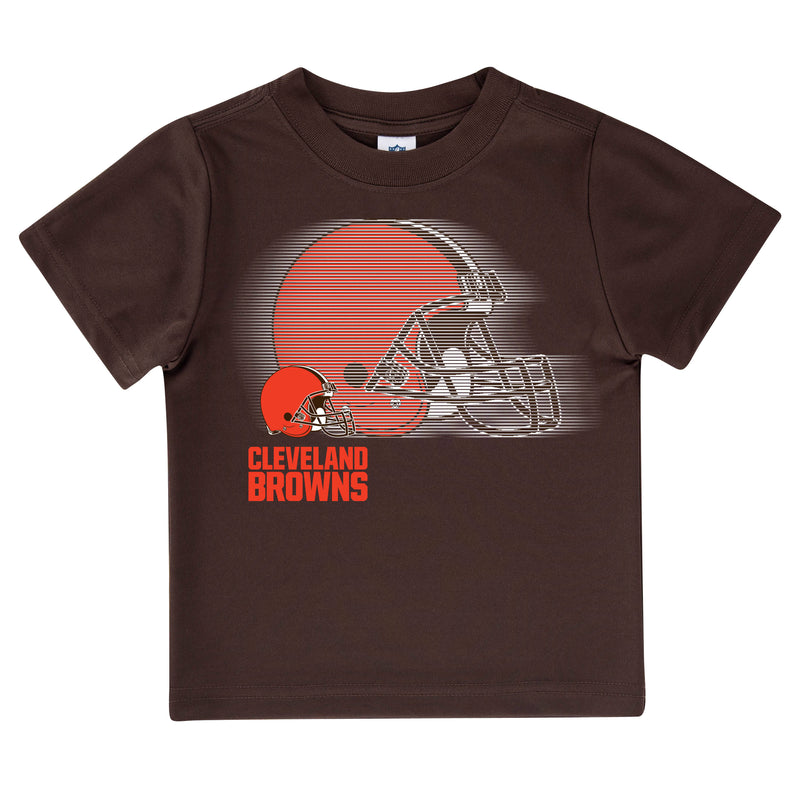 Cleveland Browns Short Sleeve Logo Tee