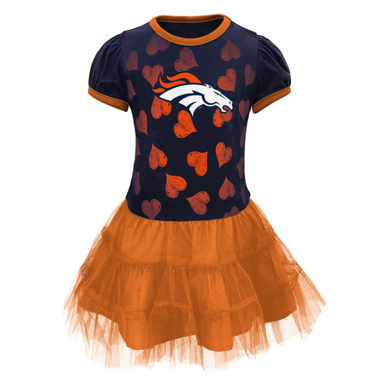 Broncos Love to Dance Dress