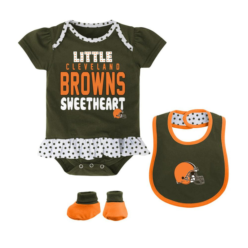 Cleveland Browns Little Sweetheart