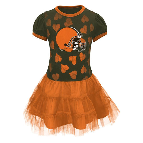 Browns Love to Dance Dress
