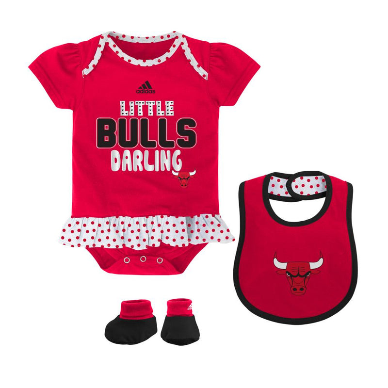 Bulls Sweetheart Outfit
