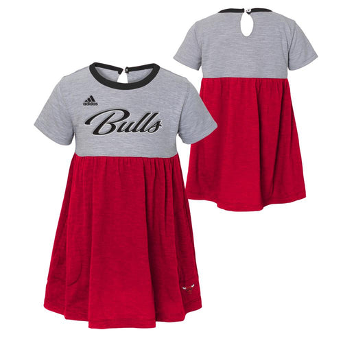 Chicago Bulls Baby Doll Dress