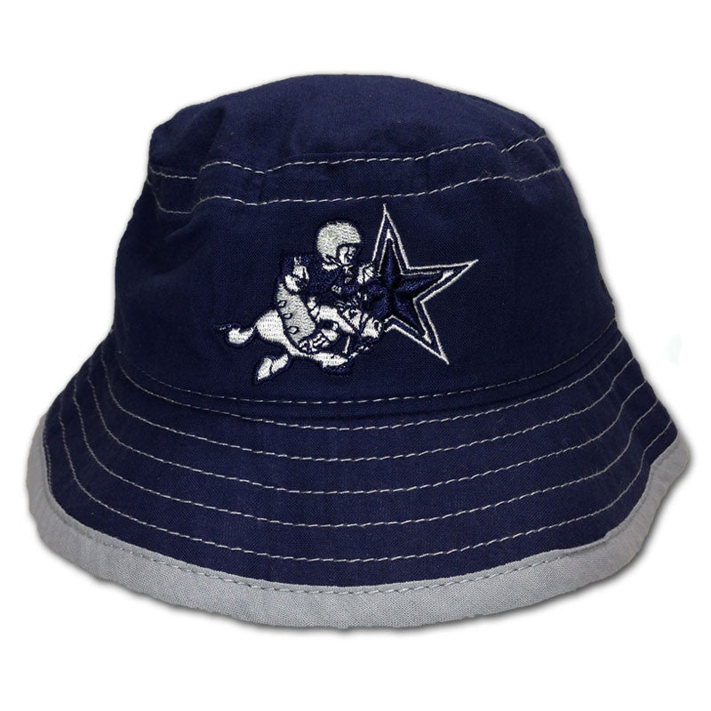 Cowboys Infant Bucket Hat