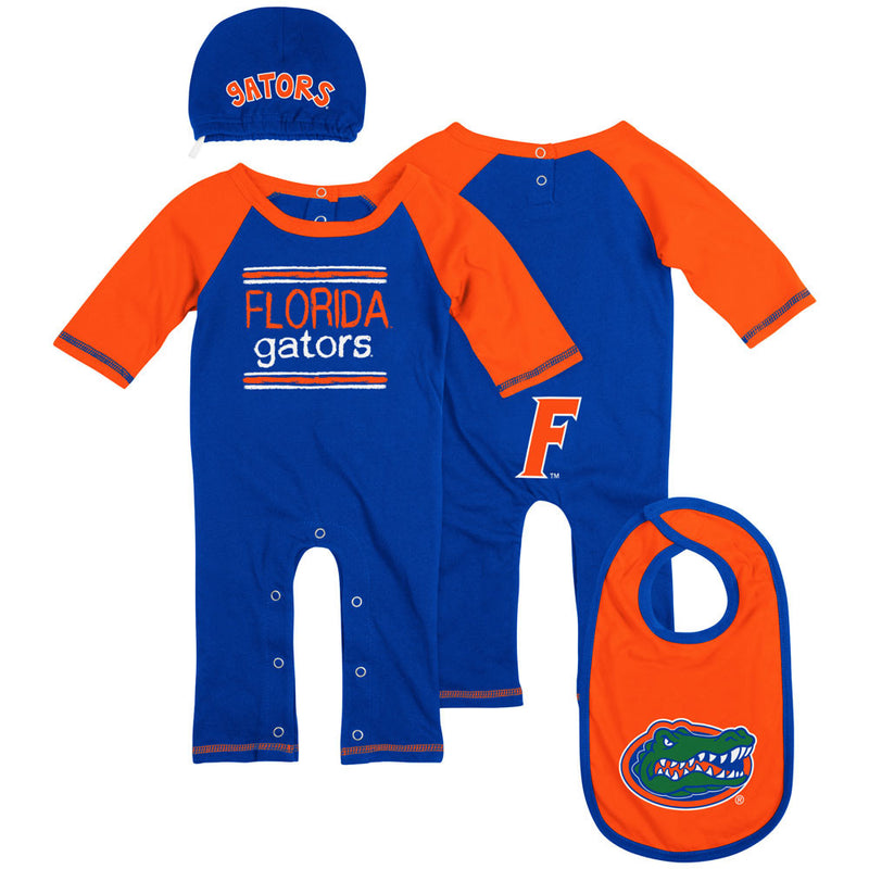 Florida Team Colors Coverall Set