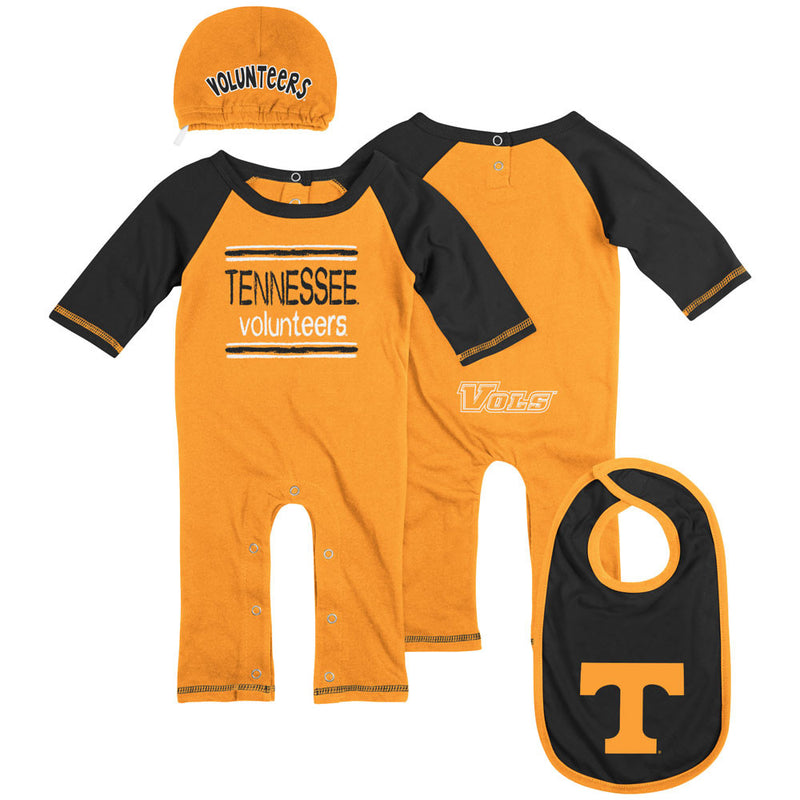 Tennessee Team Colors Coverall Set