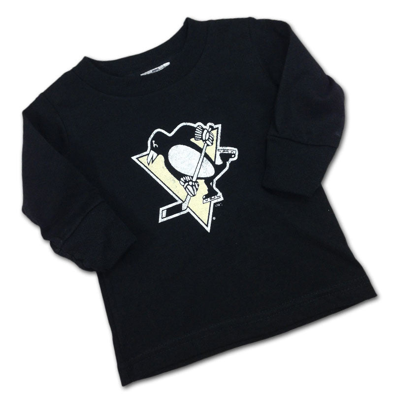 Pittsburgh Penguins Infant Long Sleeve Tee