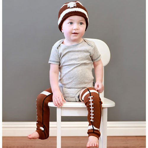 Infant Football Leg Warmers