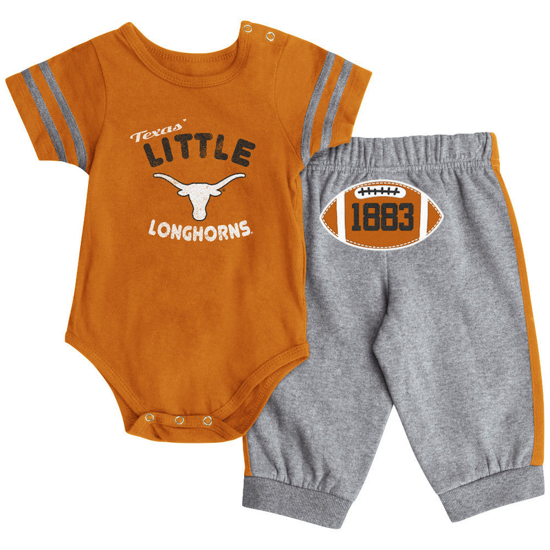 Baby Texas Longhorns Outfit
