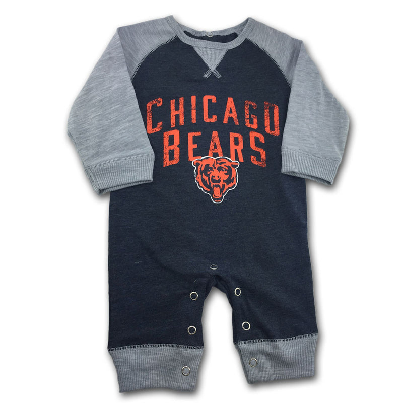 Bears Newborn Legacy Coverall
