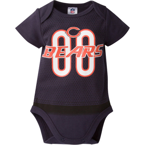 Bears Team Spirit Bodysuit