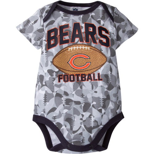 Bears Infant Camo Bodysuit
