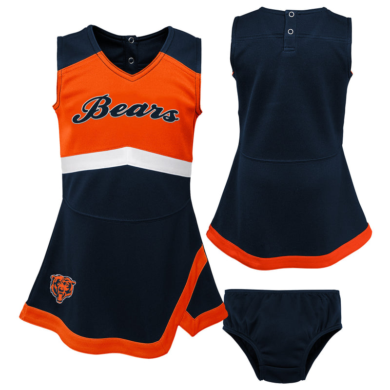 Chicago Bears Infant Cheerleader Dress