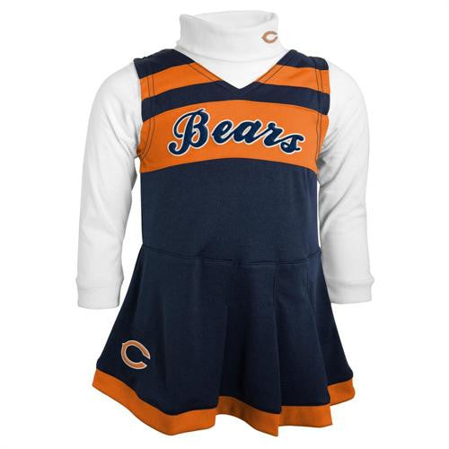 Toddler Bears Cheerleader Outfit
