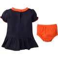 Bears Team Spirit Dress and Bloomers