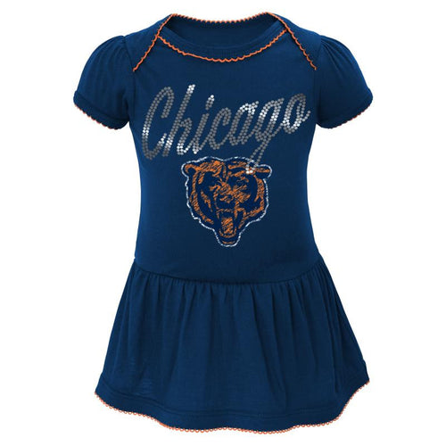 Bears Baby Dazzle Bodysuit Dress