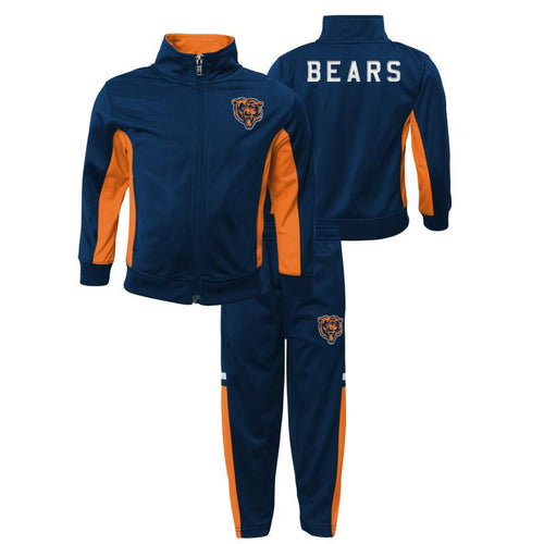 Lil' Bears Fan Track Suit