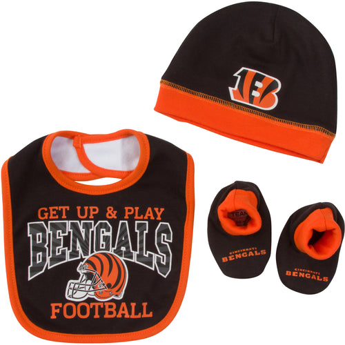 NFL Infant Clothing | Cincinnati Bengals Baby Clothes