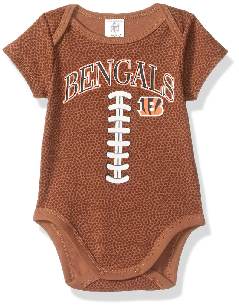Bengals Baby Fan Football Creeper