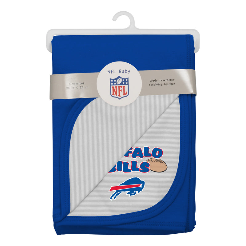 Bills Newborn Baby Blanket