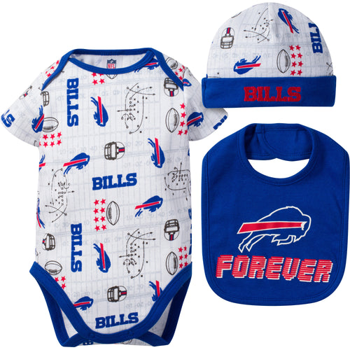 Bills Fan Forever Outfit