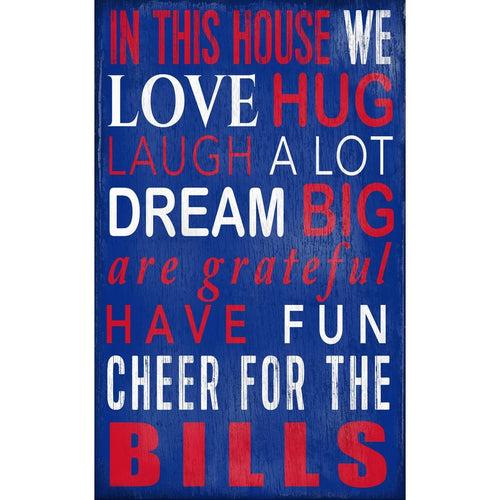 Bills Baby Nursery Wall Art