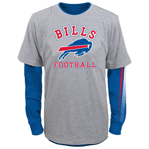 Bills Fan Toddler Tees Combo Pack