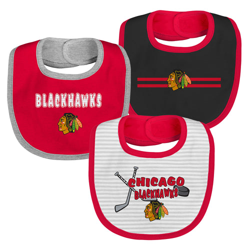 Chicago Blackhawks Cutie Bib Pack