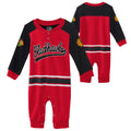 Blackhawks Long Sleeve Coverall
