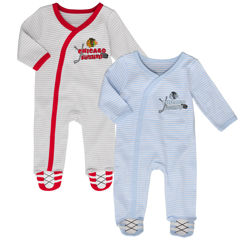 Blackhawks Classic Infant Gameday Coveralls