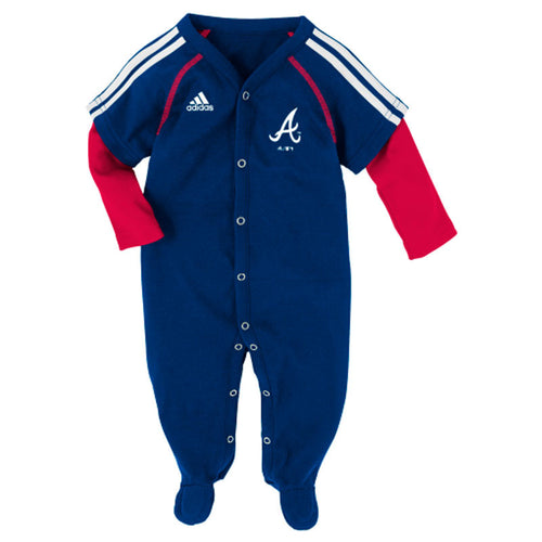 Baby Braves Sleeper
